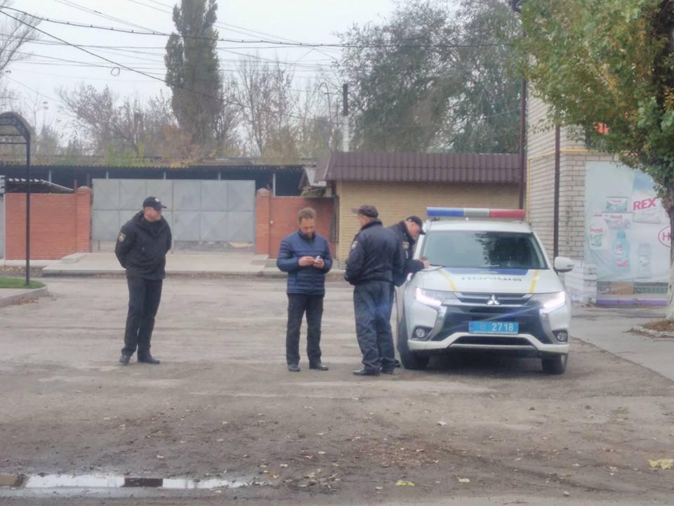 Полицейские устроили рейд на нарушителей