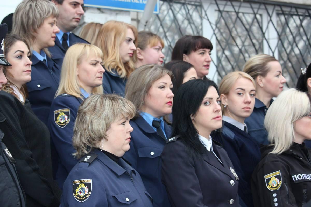 Мероприятие посетили сотрудники полиции