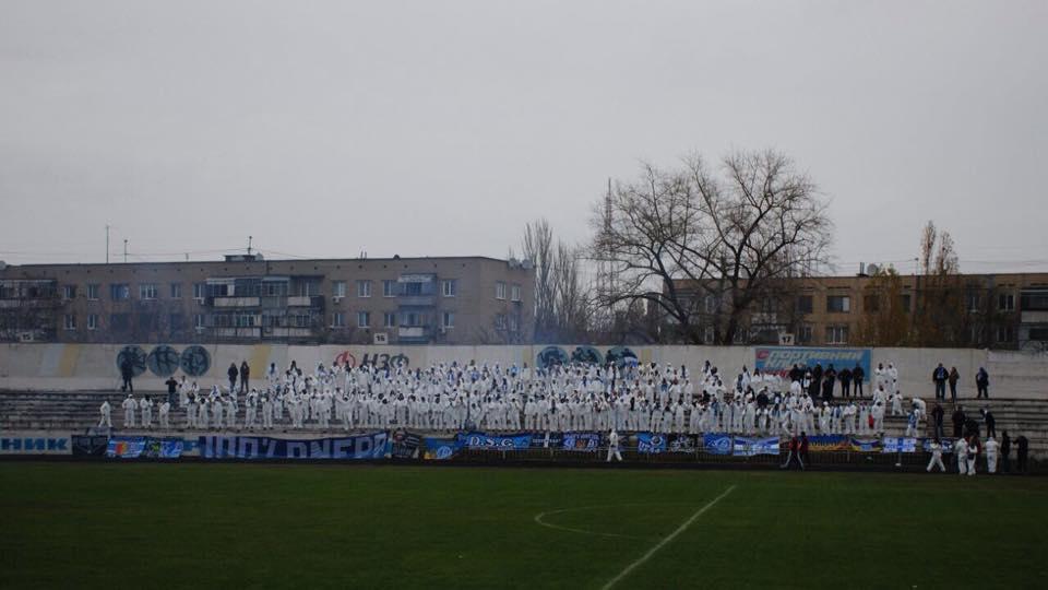 Никополь - Днепр сыграли вничью