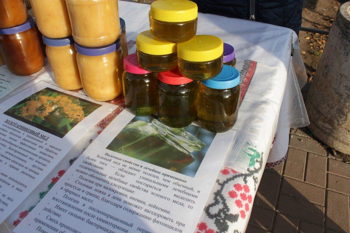 Экзотика - зеленый мед