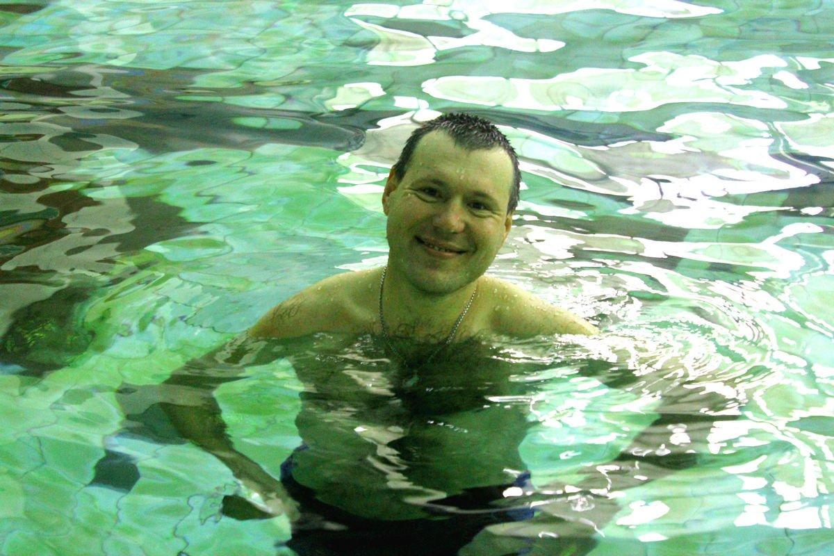 Плавание - такое удовольствие!