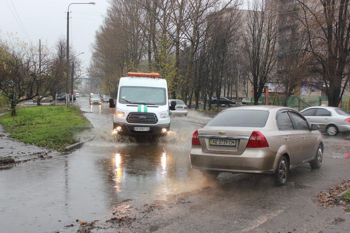 Улица Станиславского, район никопольского отделения полиции