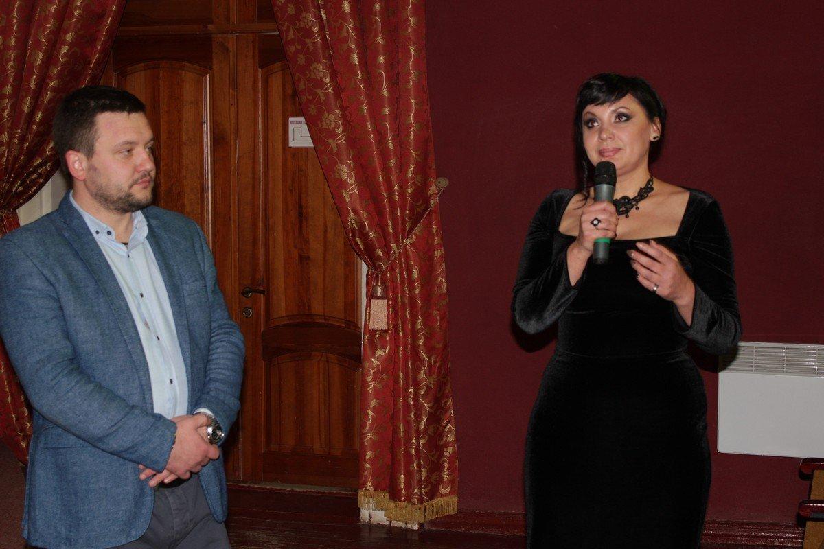 Соорганизатор, спонсор и просто красивая женщина - Инна Левинкова
