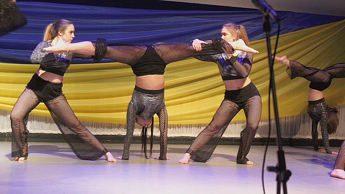 "Театр танца ""Богема"". Так близко к зрителям"