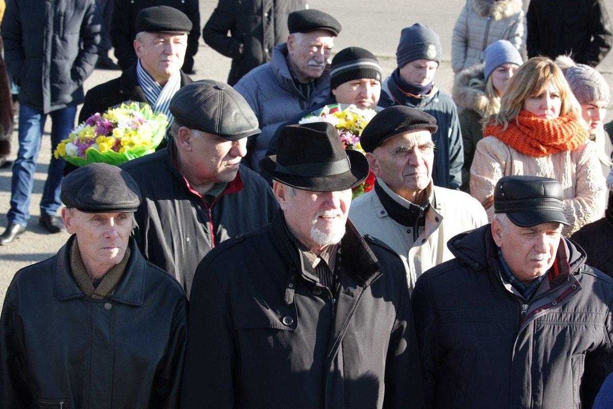На митинге присутствовали представители общественных организаций