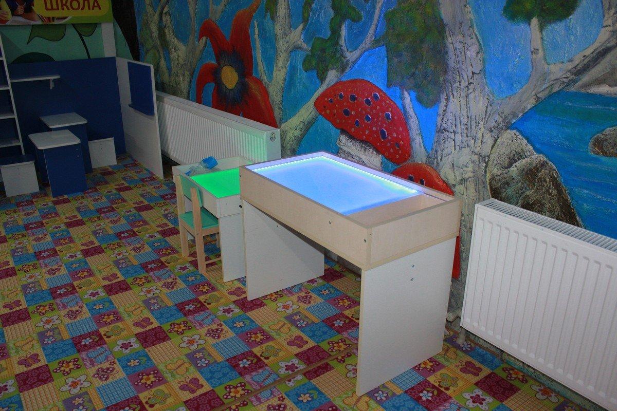 Столы с подсветкой для песочной анимации