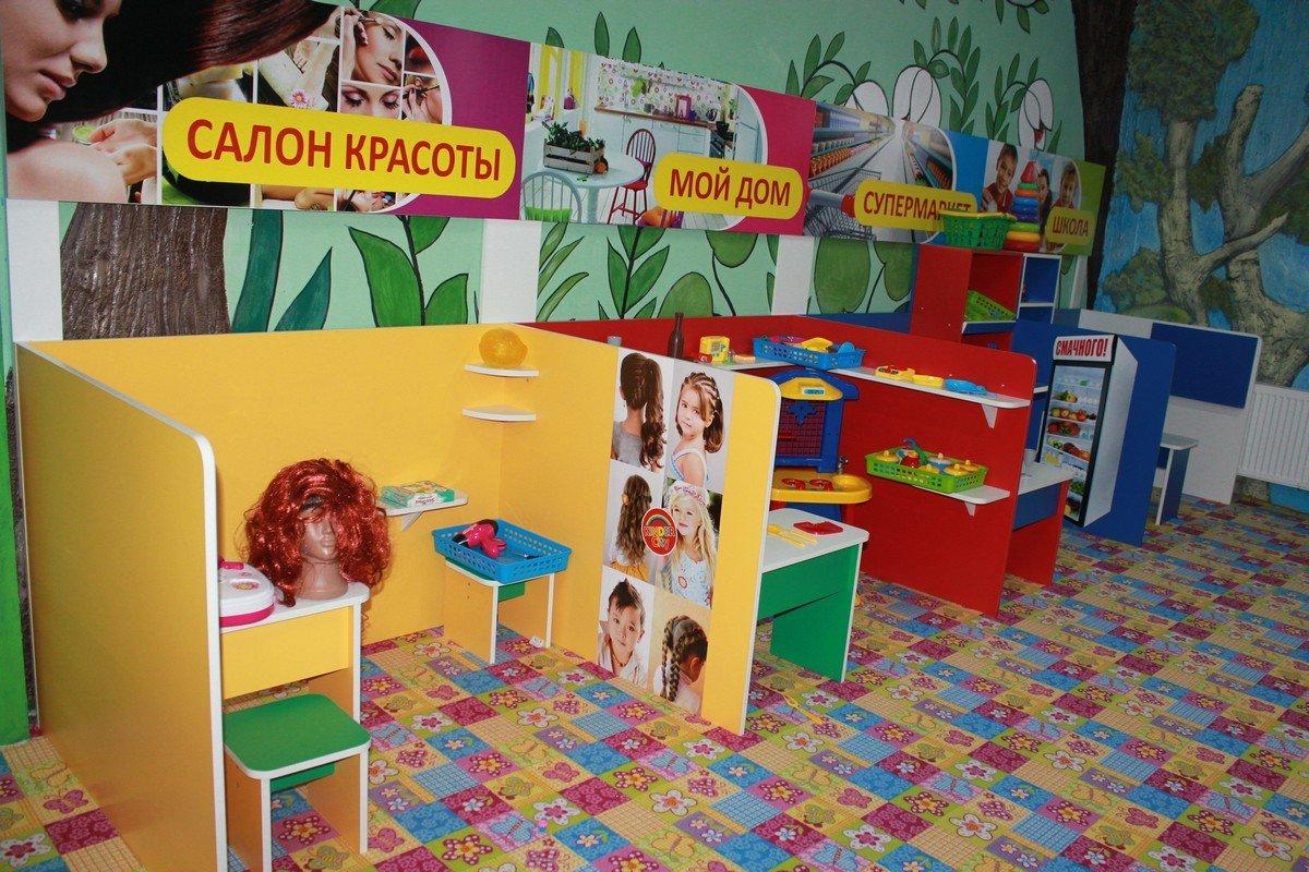 Комнаты профессий