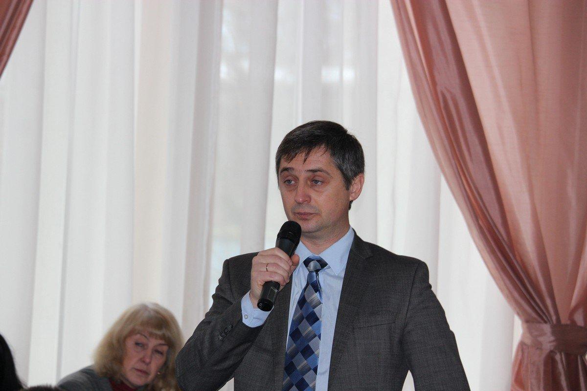 Руководитель проекта по строительству солнечной станции Олег Соловей