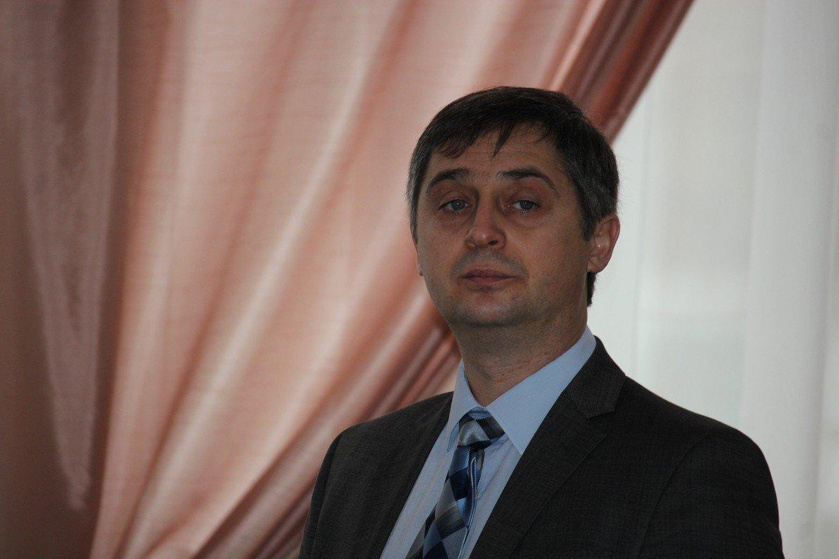 Олег Соловей