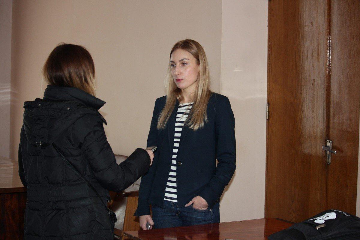 Специалист по связям с общественностью компании ДТЭК ВИЭ Людмила Ишкова
