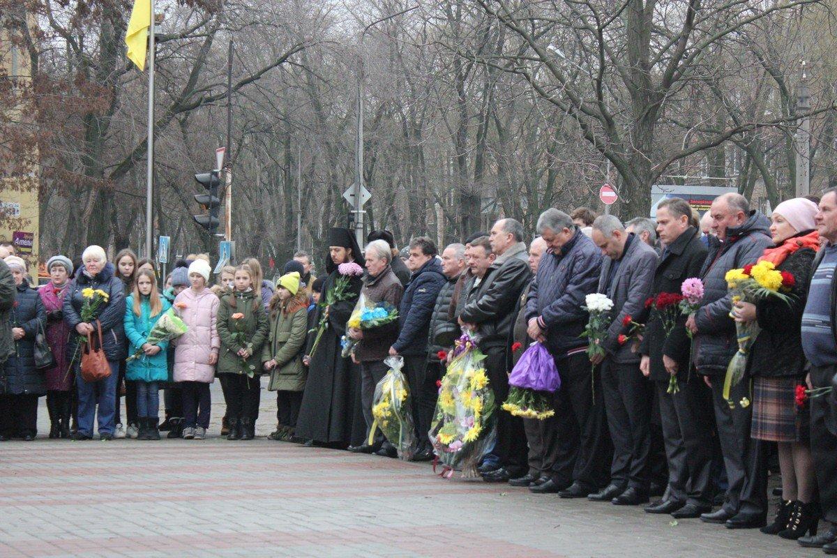 На митинге присутствовали те, кто помнят и ценят подвиг