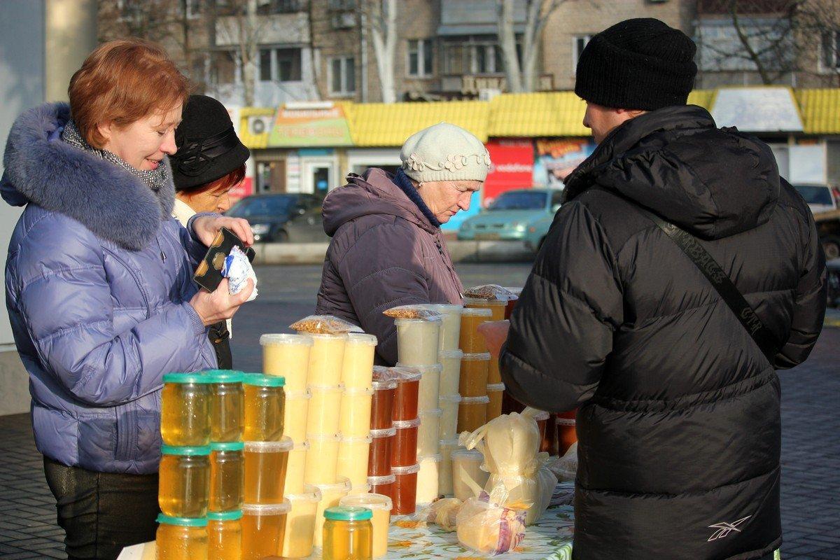 Цена на мед варьируется от 45 до 150 гривен