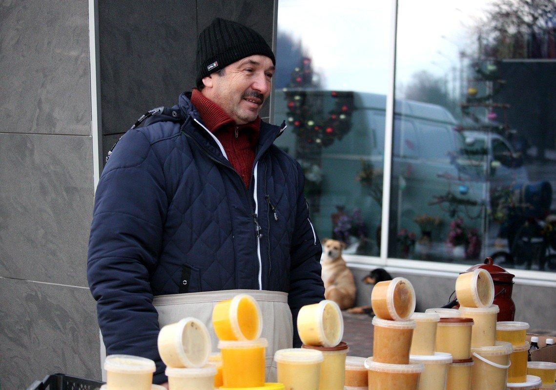 Пчеловод Константин Павленко