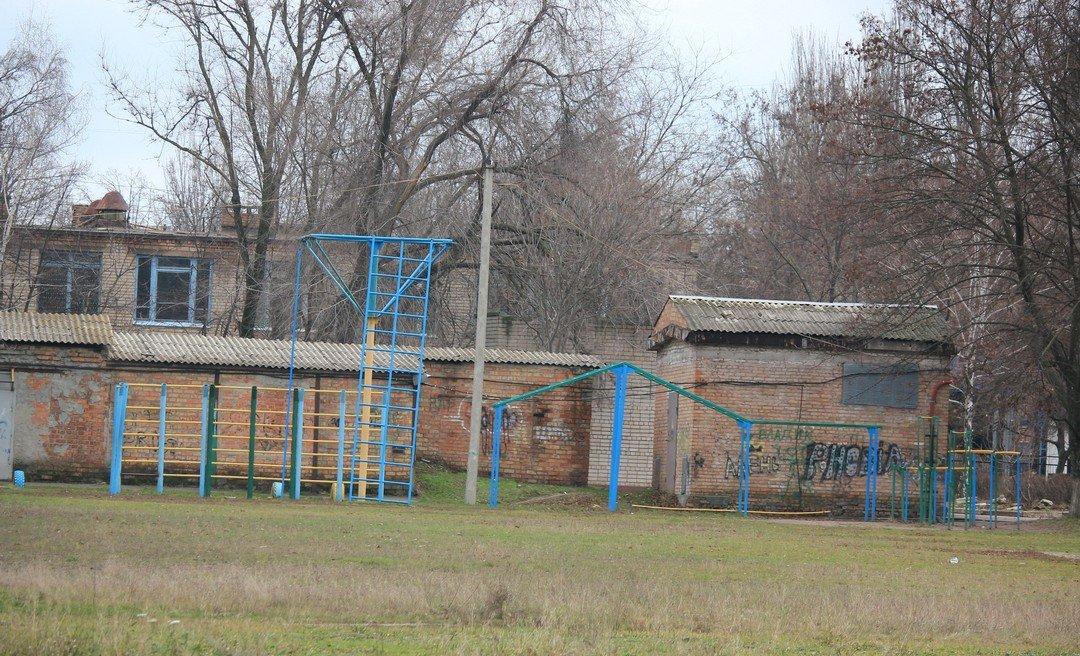 Место, где обнаружили труп