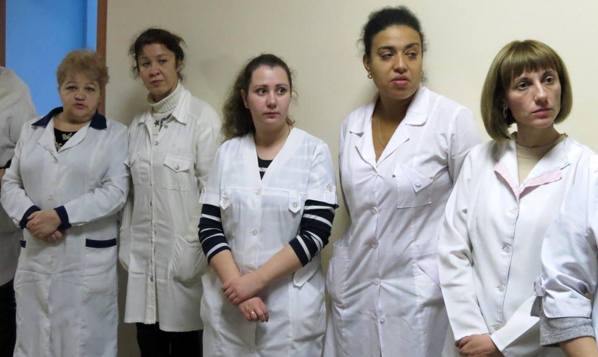 В будущем, здесь будет работать:травматолог, хирург, терапевт, невропатолог, психотерапевт, психолог