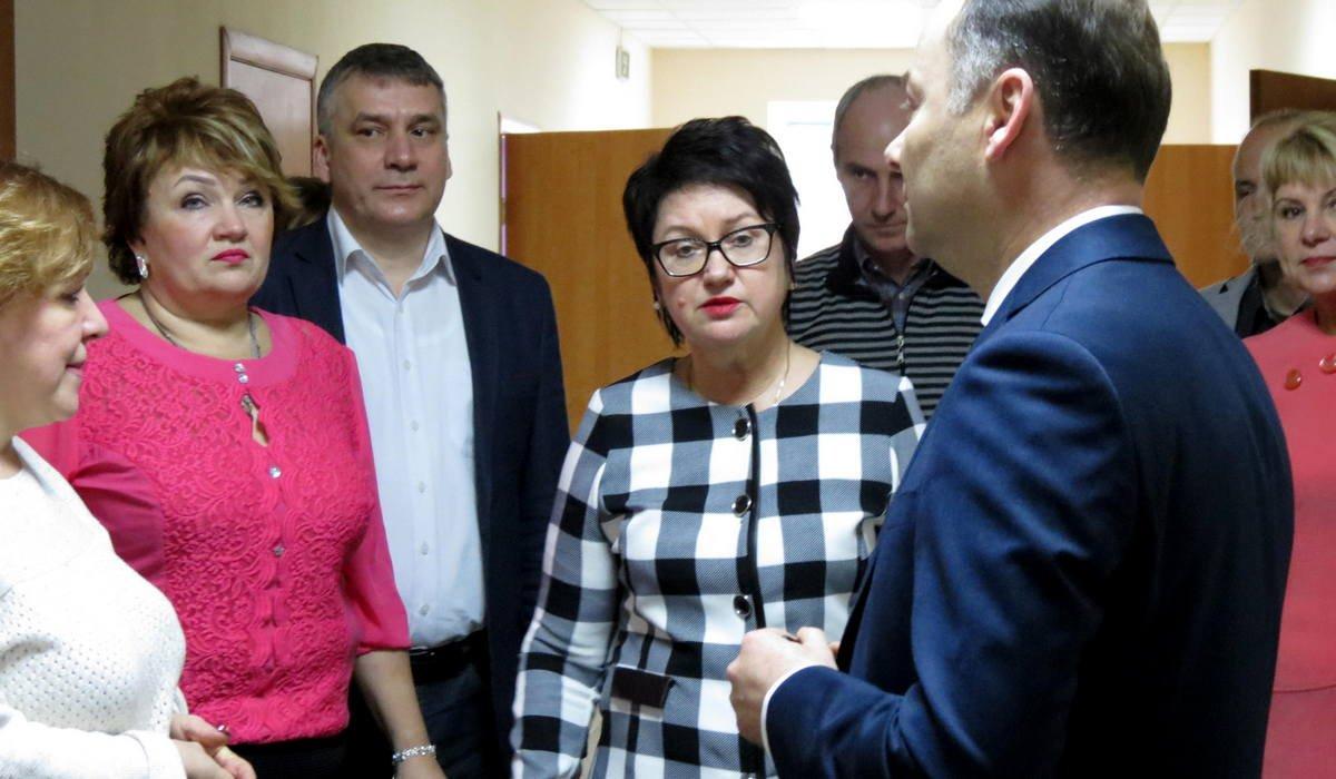 Главный врач КУ «Никопольская городская больница №4» Надежда Бредихина