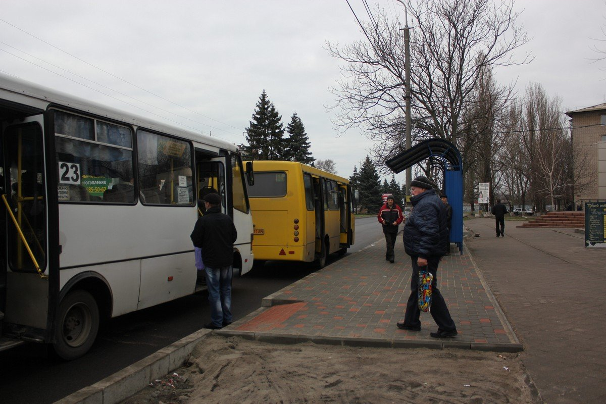 """Новая автобусная остановка """"8 квартал"""""""