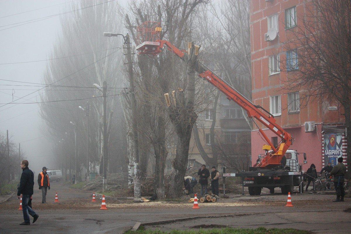Перекресток улиц Дружбы и Некрасова