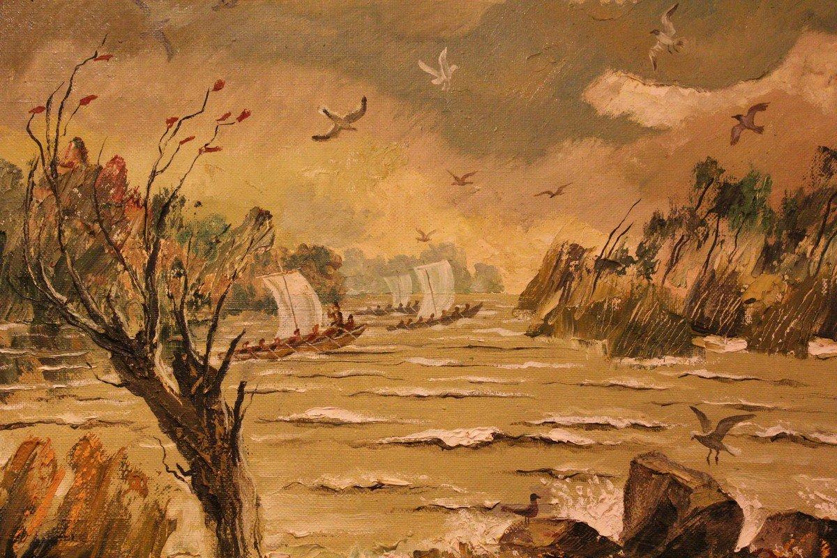 Чайки над Днепром