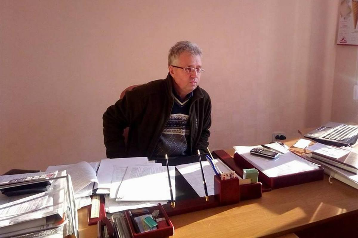 Заведующий отдела лабораторных исследований Виктор Гонтарик