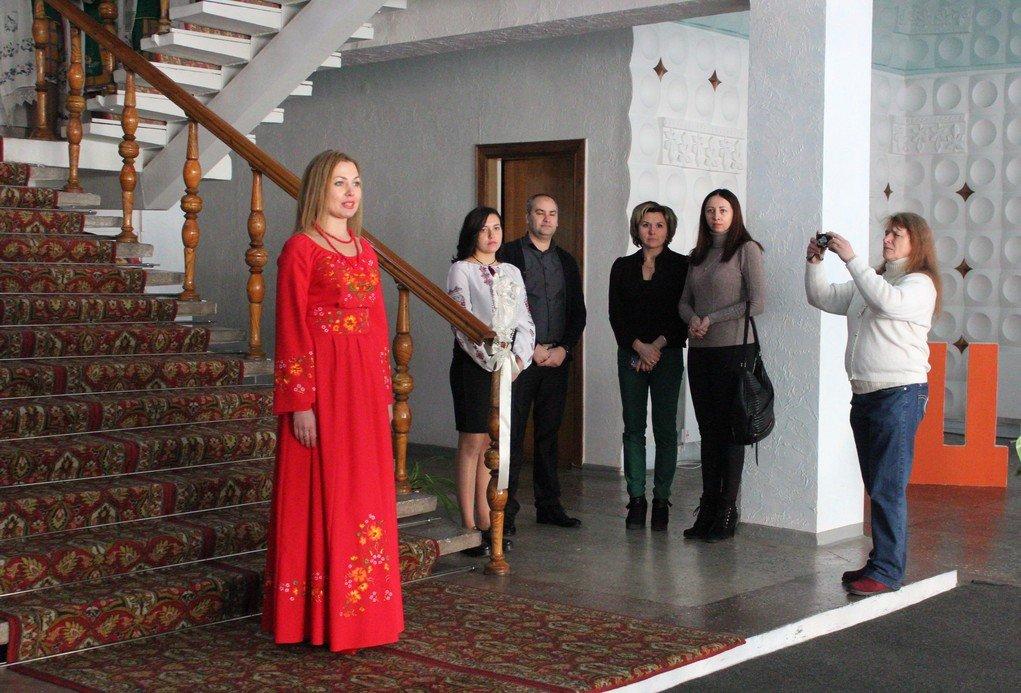 Бракосочетание прошло в Никопольском дворце торжественных событий