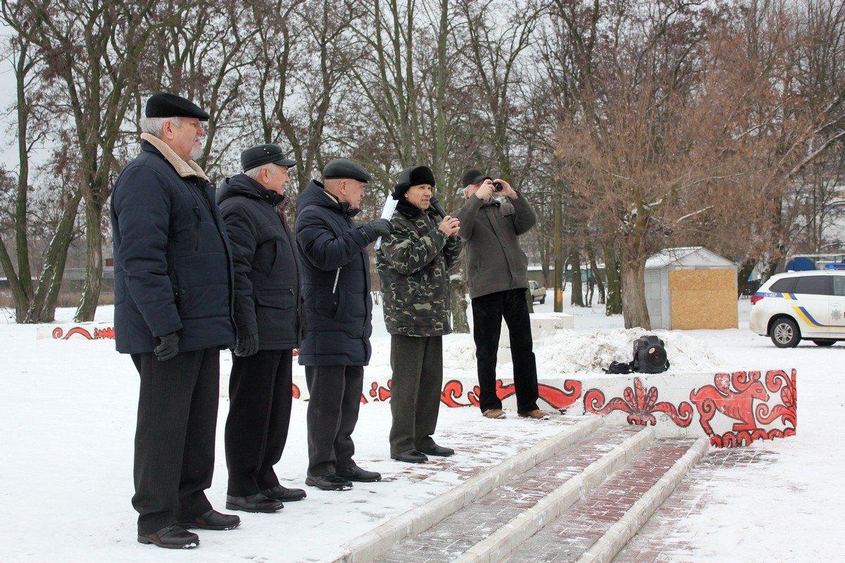 В Украине создается протестный комитет совместно с ветеранами Вооруженных сил и МВД
