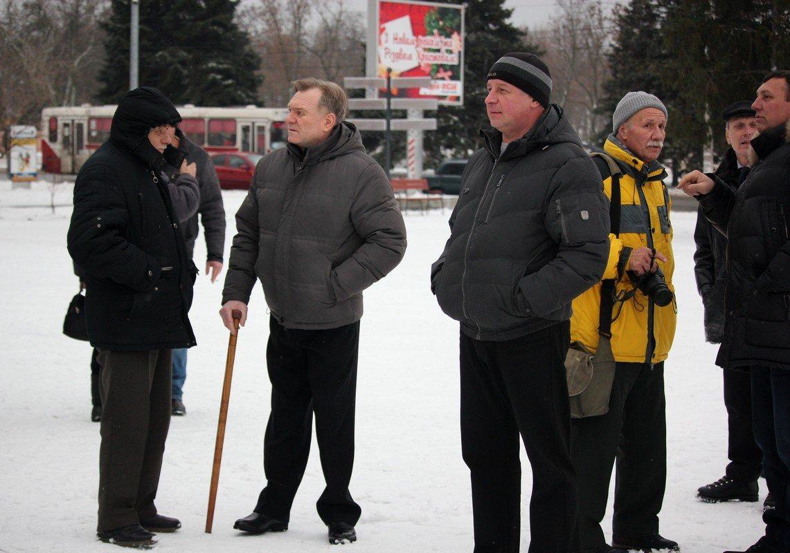 Ветераны Вооруженных сил и МВД борются за свои права