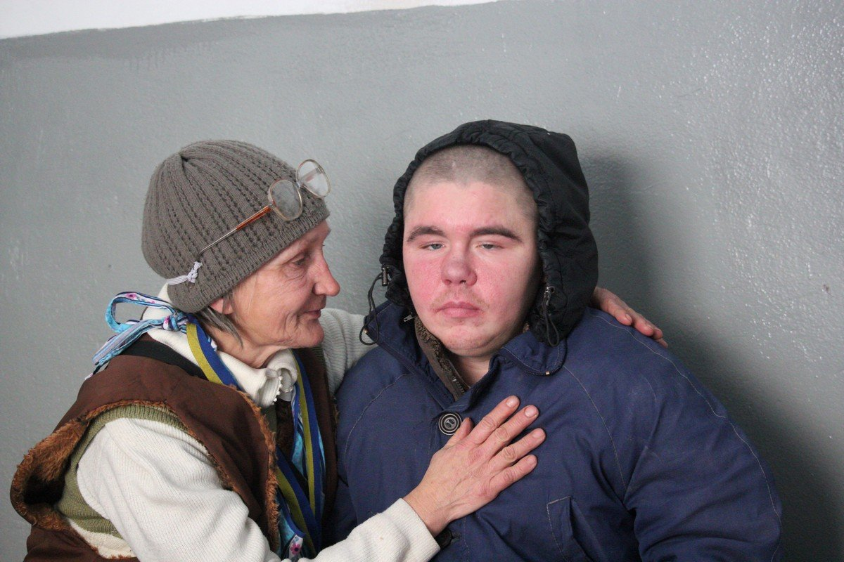Добрый и спокойный 20-летний Иван
