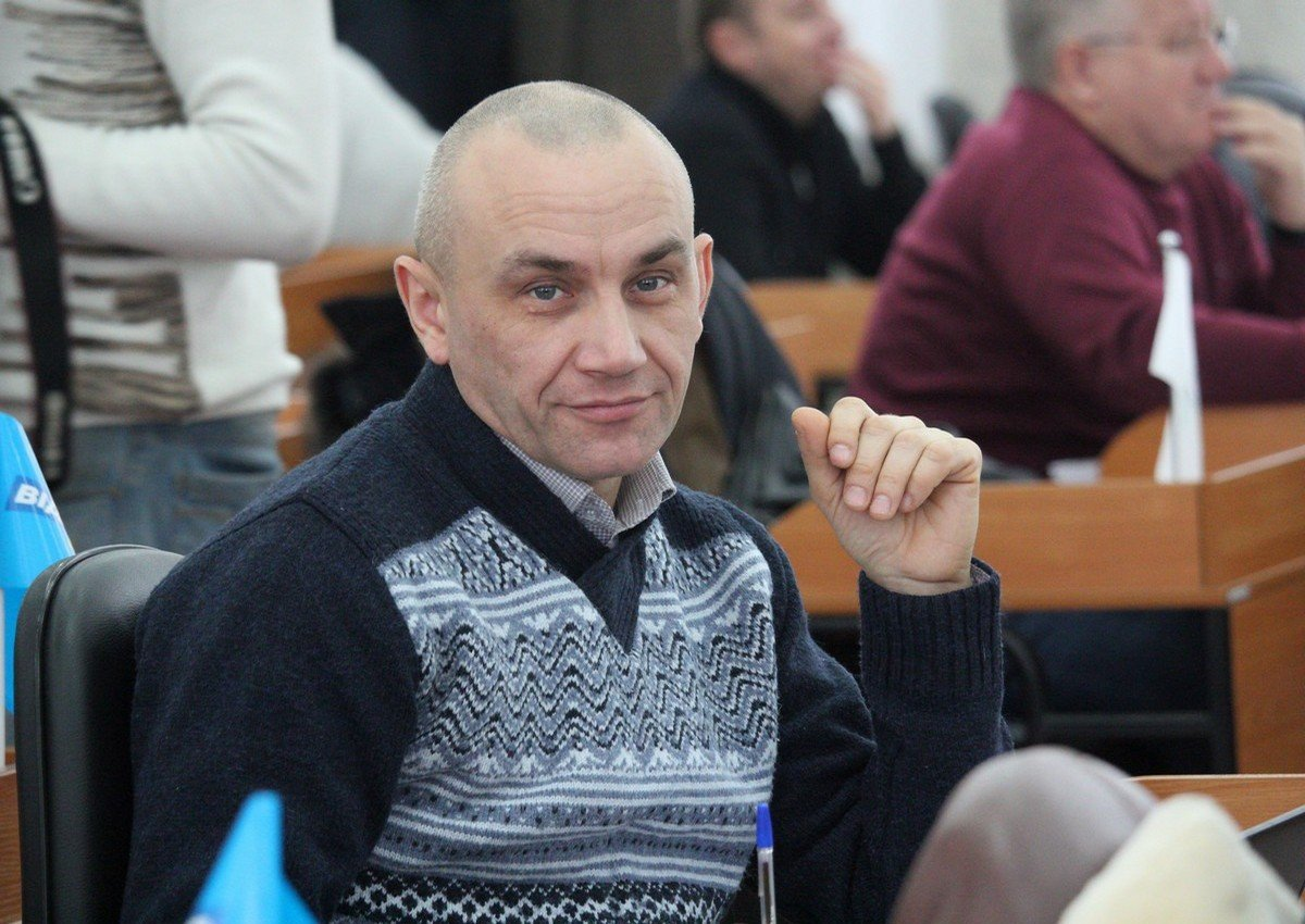 Депутат горсовета Сергей Завгородний