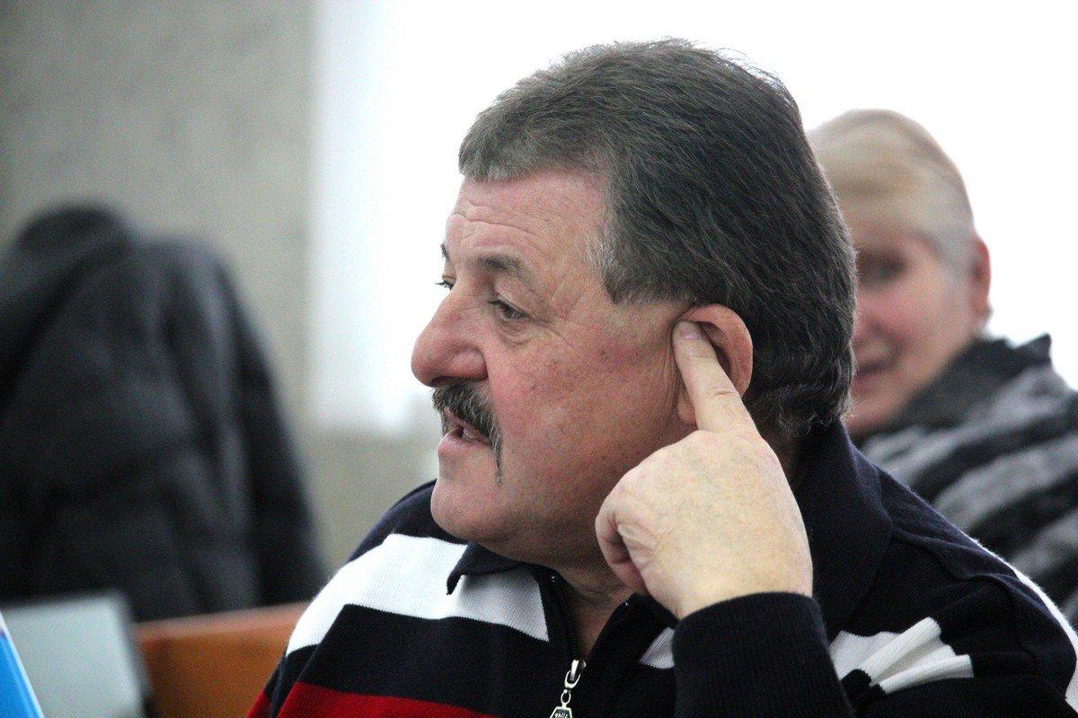 Депутат Владимир Плашихин