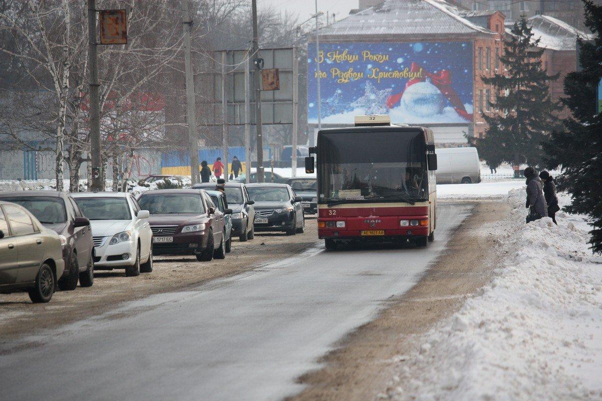 В Никополе опровергли слухи о повышении проезда в общественном транспорте