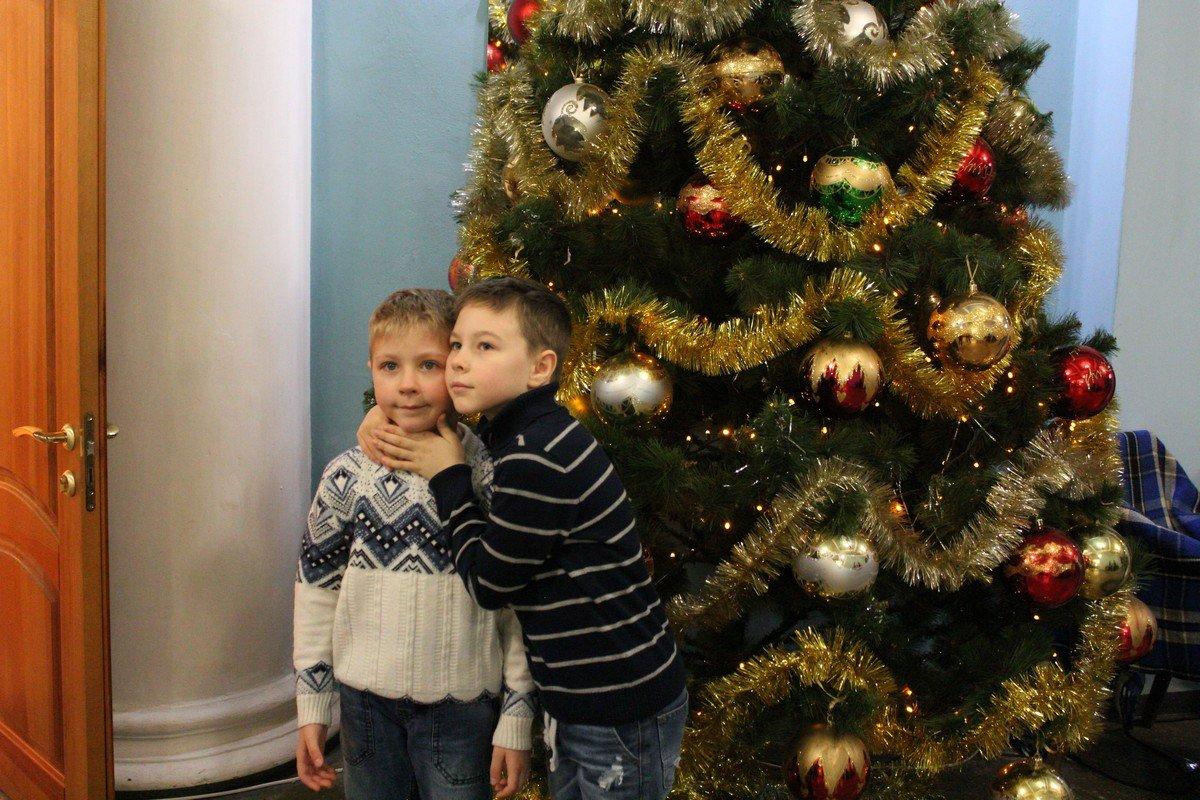 В Новый год с любимыми людьми