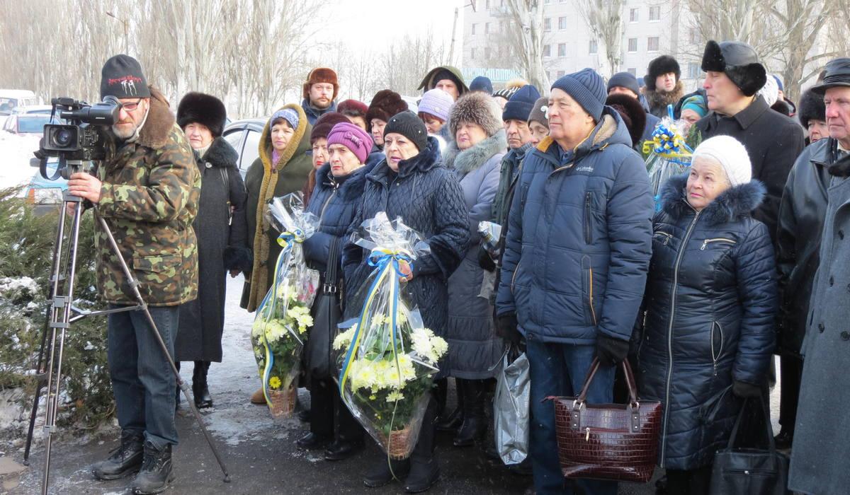 В Никополе почтили память жертв Холокоста