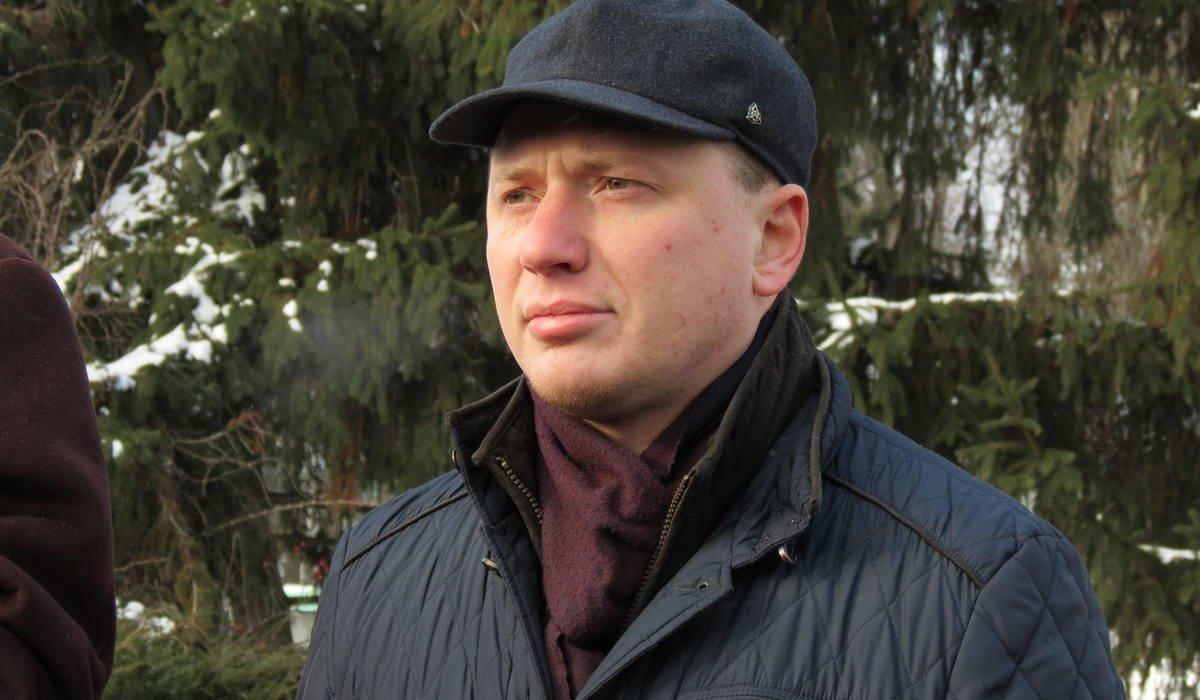 Соучредитель Еврейской общины Олег Фельдман