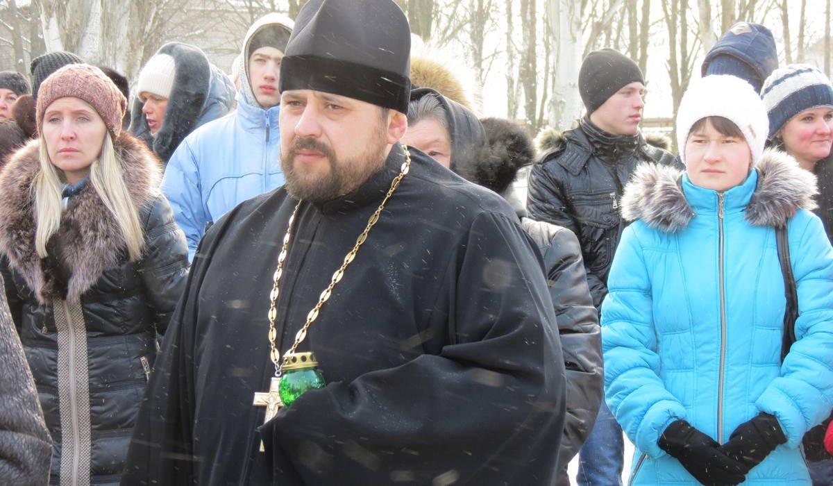 Представитель УПЦ
