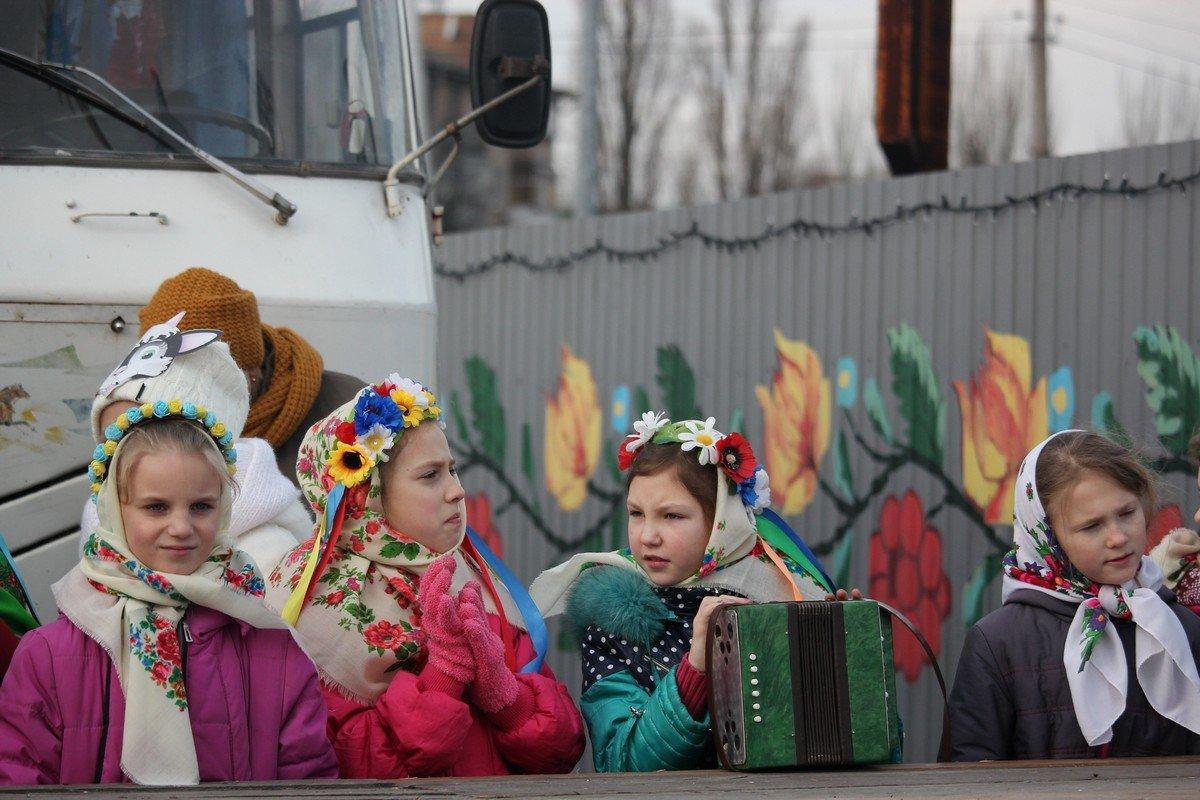 Юные украиночки