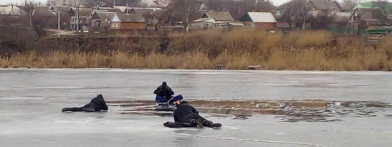 Под Никополем утонул местный житель