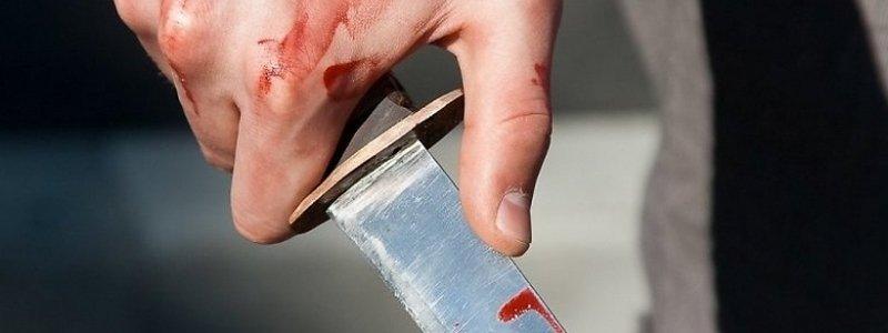 В Никополе отчим ударил пасынка ножом в грудь