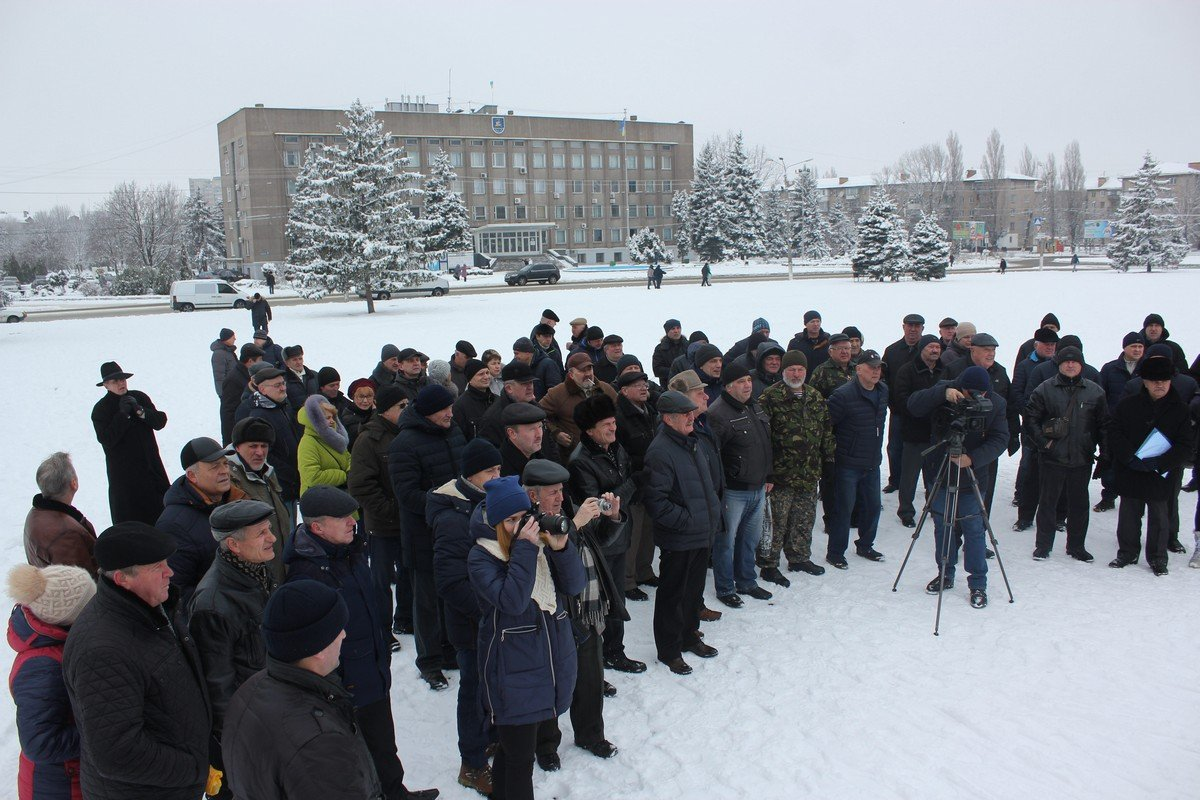 Ветераны Вооруженных сил и МВД требуют перерасчета пенсий