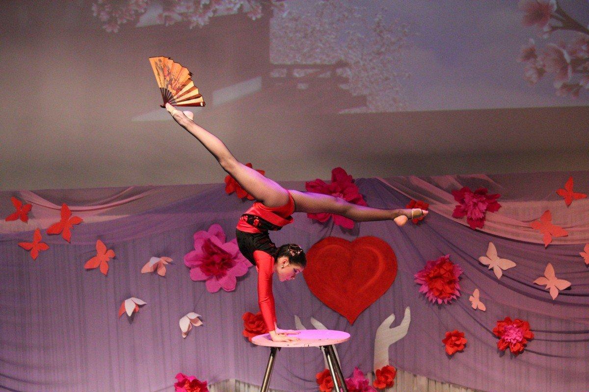 В Никополе возрождается цирковое искусство