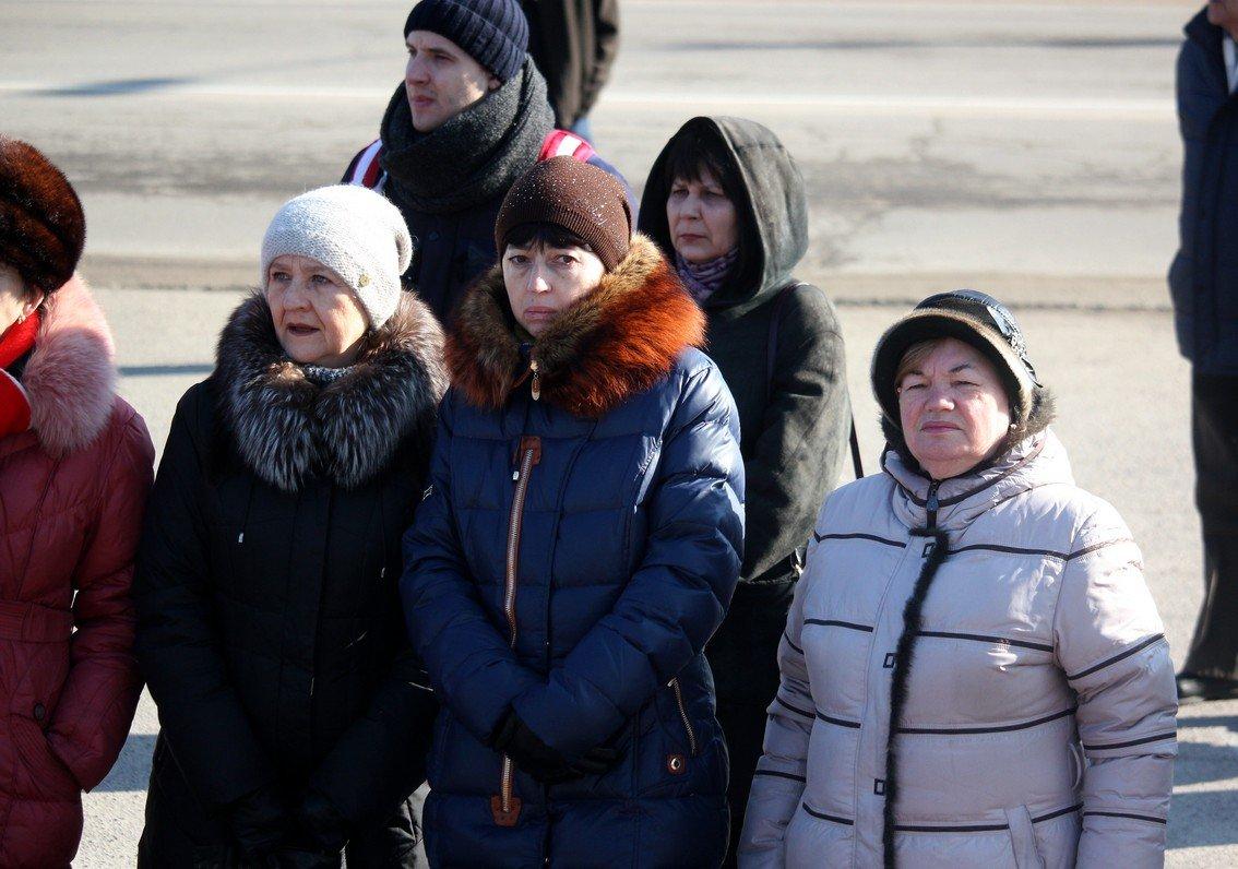 Со сцены звучали поэтические строки, посвященные павшим за Украину