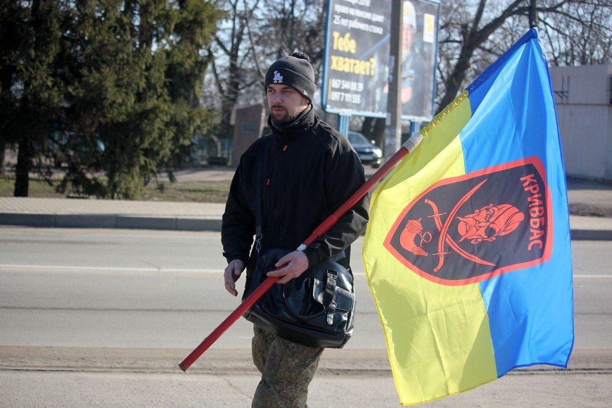 Участник митинга-реквиема