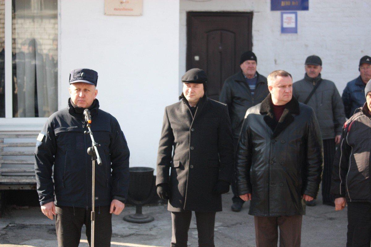 Начальник ГУ ГСЧС в Днепропетровской области Андрей Кульбач