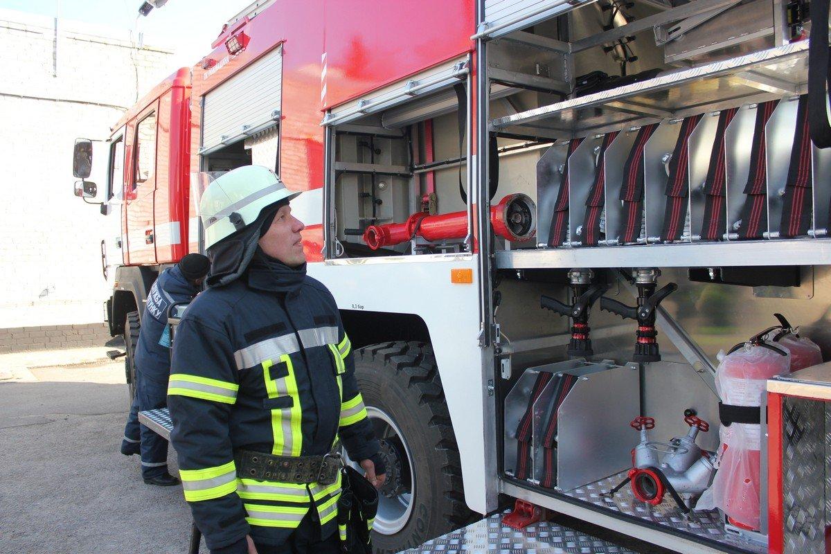 Спасатели готовы работать с новым оборудованием