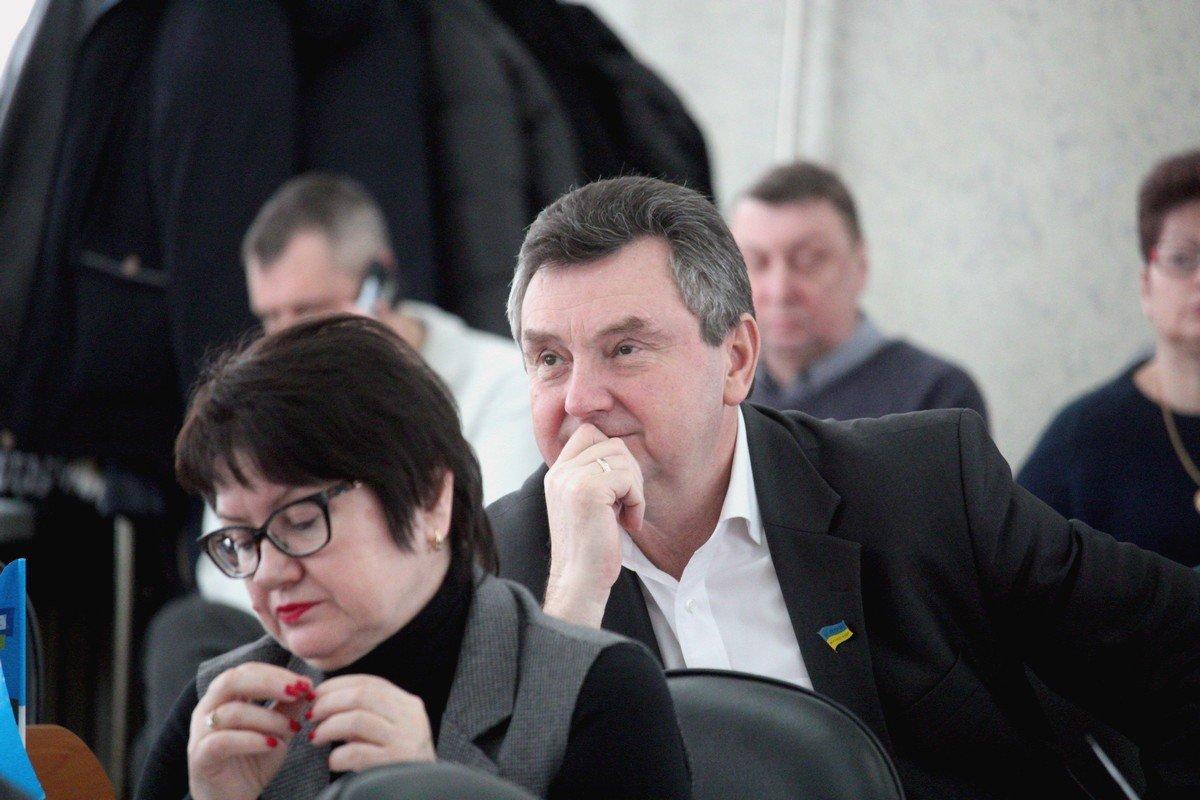 Депутат Сергей Донец