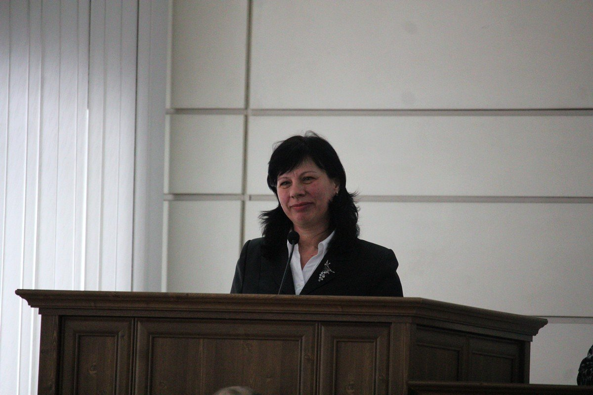 Депутат Татьяна Обыденная