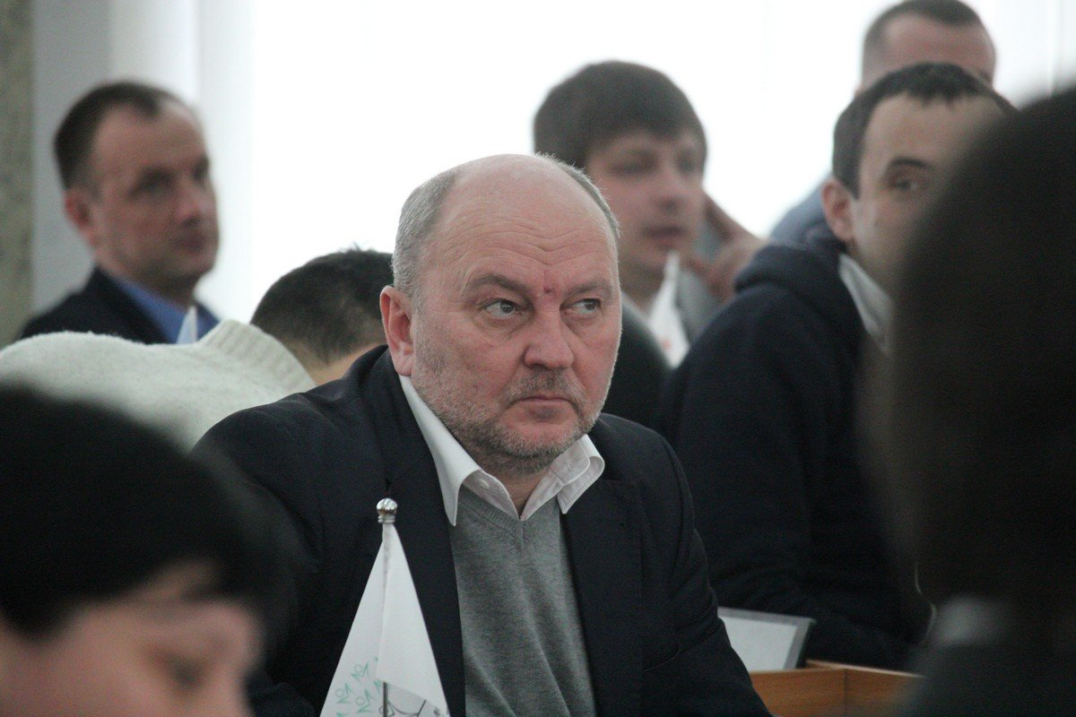 Депутат Павел Андрощук