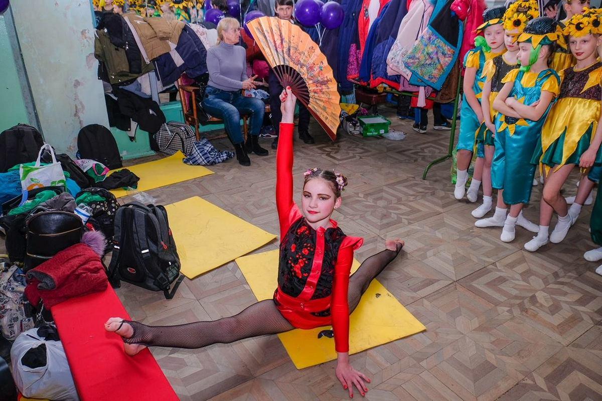 В Никополе возрождают цирковое искусство