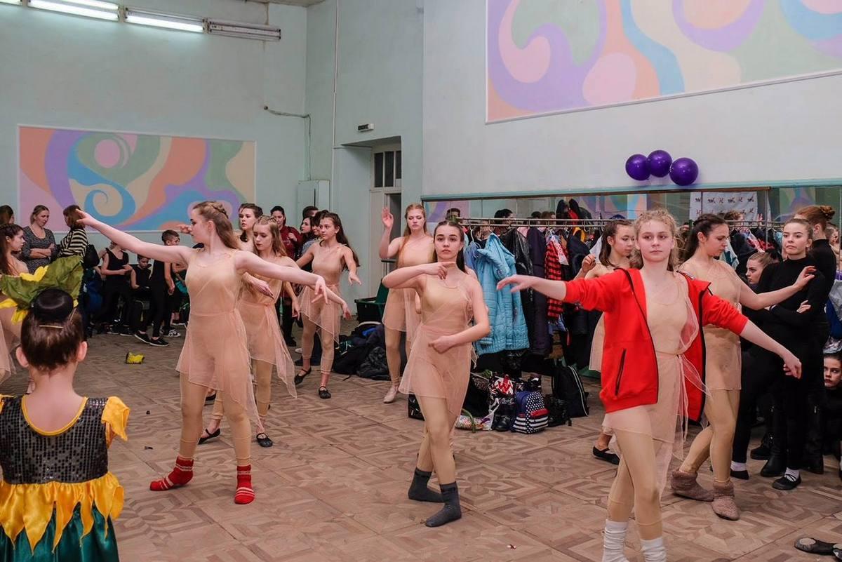 Хореографический ансамбль «Валерия»