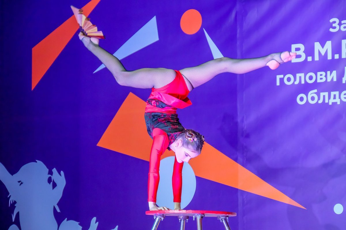 Цирковая студия «Але оп»